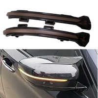 Dynamic Turn Signal LED Rearview Mirror Indicator Blinker Light For BMW 5 6 7 8 Series G30 G31 G11 G12 G14 G15 3 Series G20 M5