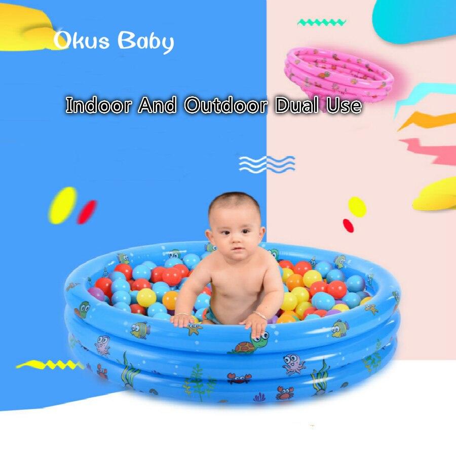 2019 tout nouveau gonflable bébé piscine Piscina Portable extérieur enfants bassin baignoire enfants piscine bébé piscine eau