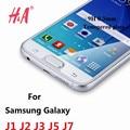 9H 0.3mm Tempered Glass for Samsung Galaxy J1 J2 J3 J5 J7 film 2.5D Arc Edge Tempered Screen Protector