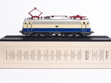 ATLAS EDITIONS 1:87 Baureihe E 10 1266 (1962) COLLECTIONS LIMITED EDITION TRAM