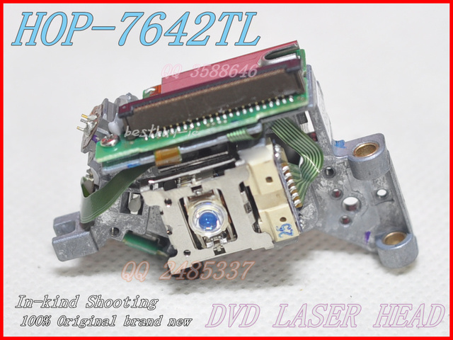 DVD DRIVE Optical pickup HOP-7642TL 7642TL HOP-7642 laser head   HOP 7642