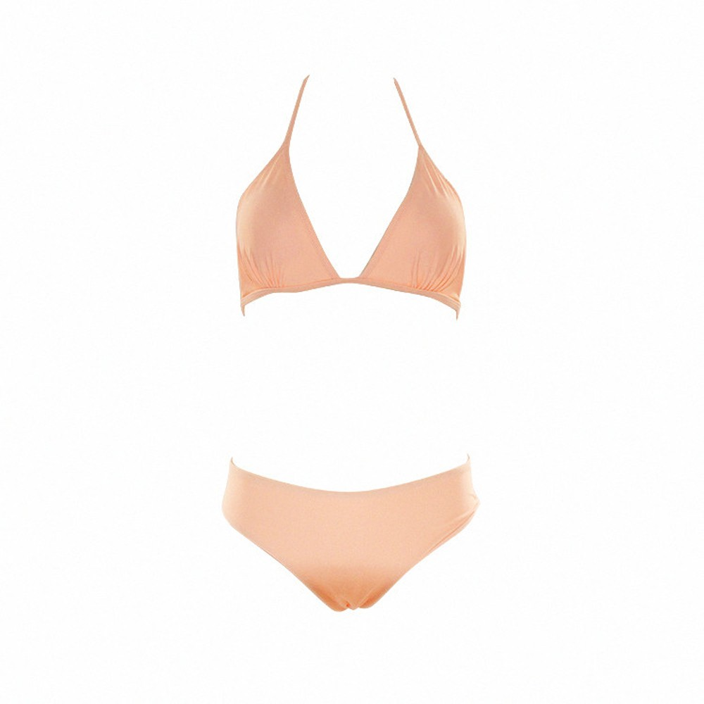 Clothes Set Female Sexy Strapless Bodysuits Backless Push Up New Summer 2018 Fashion Separate Bathing Beachwear Female Playsuits