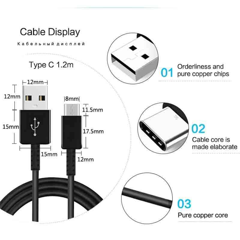 100% Оригинальные Samsung Galaxy S8 S8 плюс быстрая Зарядное устройство Тип-C Адаптивная Быстрый Зарядное устройство EU/US/KU примечание 8 путешествия зарядки 9 В 1.67a и 5V2A