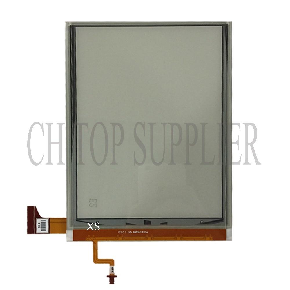 Original New LCD Screen ED068OG1 ED0680G1 for KOBO Aura H2O Reader E-book LCD Displayl free shipping электронная книга lotte 6 8 kobo aura h2o