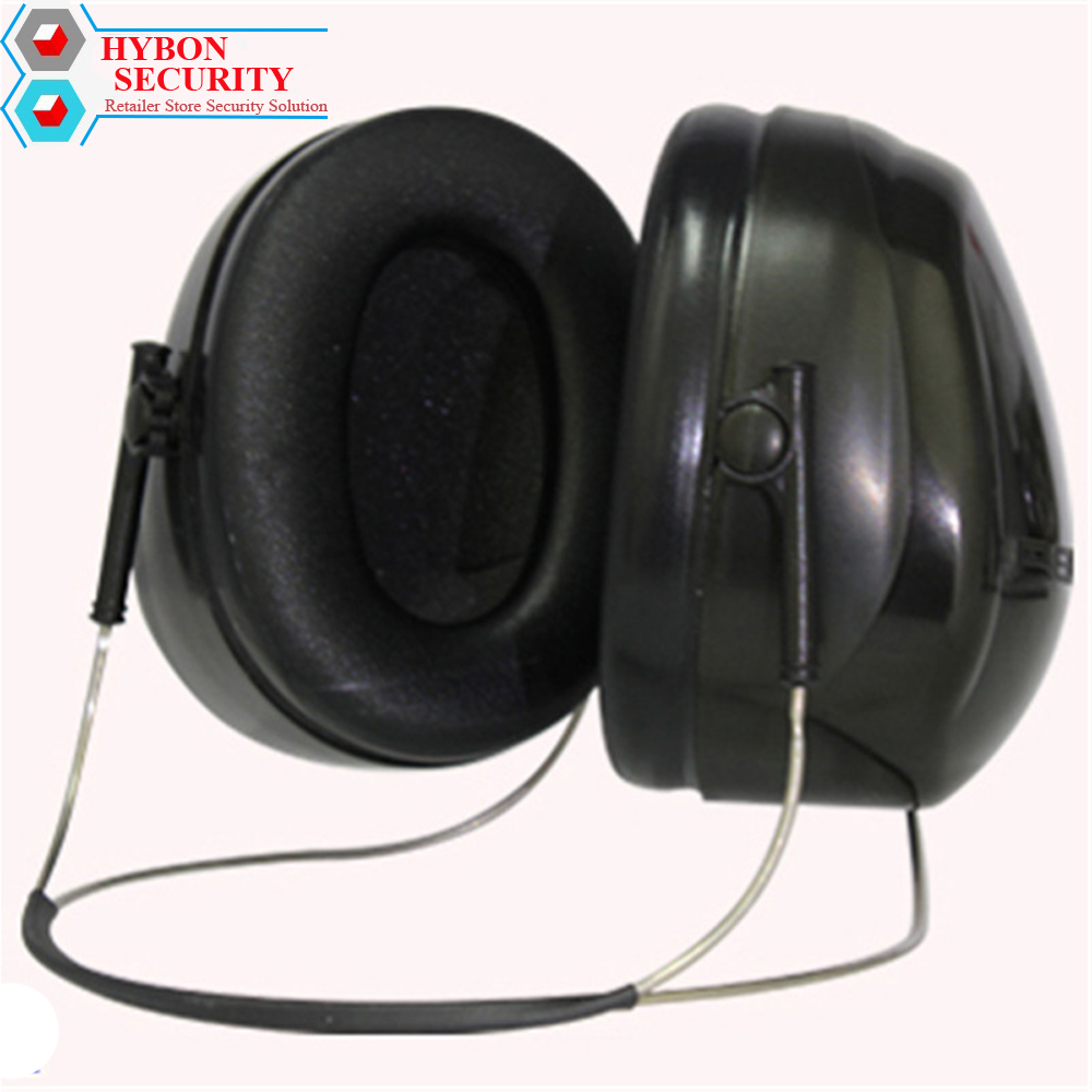 HYBON Hearing Protector Ears Radio Earmuffs Soundproof Earmuff Noise Hearing Protection Ear Plugs Headphones for Shooting