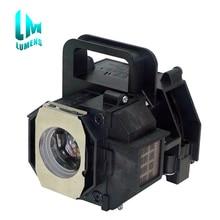 Оригинальная внутренняя лампа горелки для Epson заменяет для ELPLP49 / V13H010L49