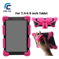 ZH 4937 High Quality Universal Kids Shockproof Soft Silicon Protective Case For 7 9 8 Inch