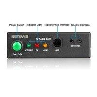 מכשיר הקשר Retevis RT91 מכשיר הקשר רדיו Power מגבר DMR דיגיטלי / אנלוגי Ham Radio מגבר VHF (או UHF) עבור KENWOOD Baofeng / Ailunce (4)