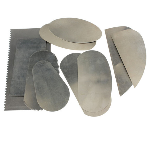 10 Pcs Stainless Steel Clay Sculpture and Ceramic Arts Tool Set