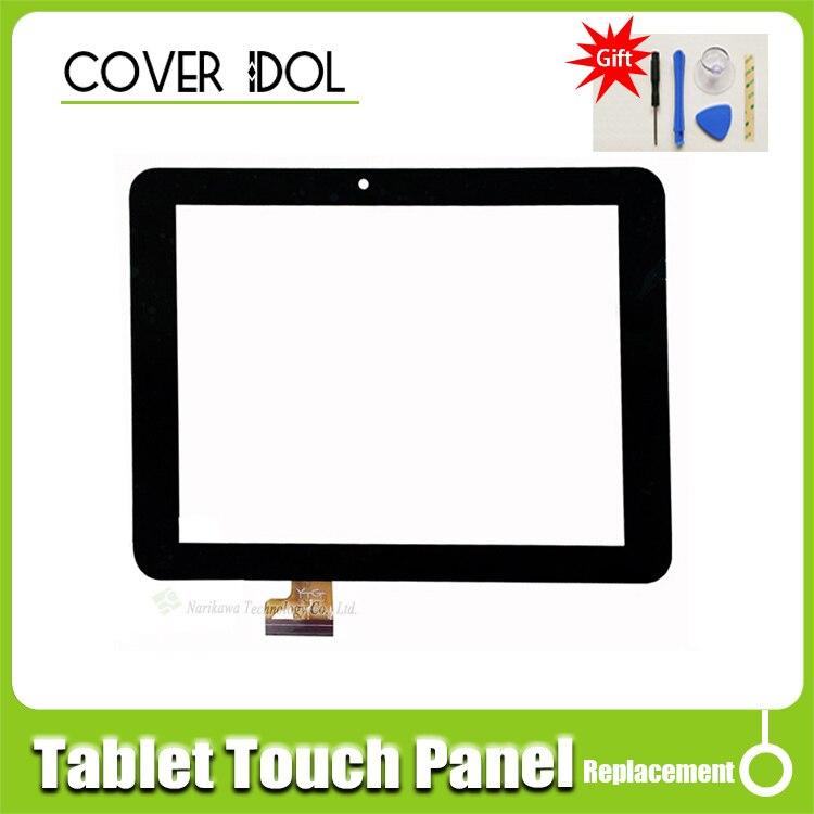 """8 """"zoll Touch Screen Panel Digitizer Glas Sensor Für Prestigio Multipad Ranger 8,0 4g Pmt5287_4g StäRkung Von Sehnen Und Knochen"""