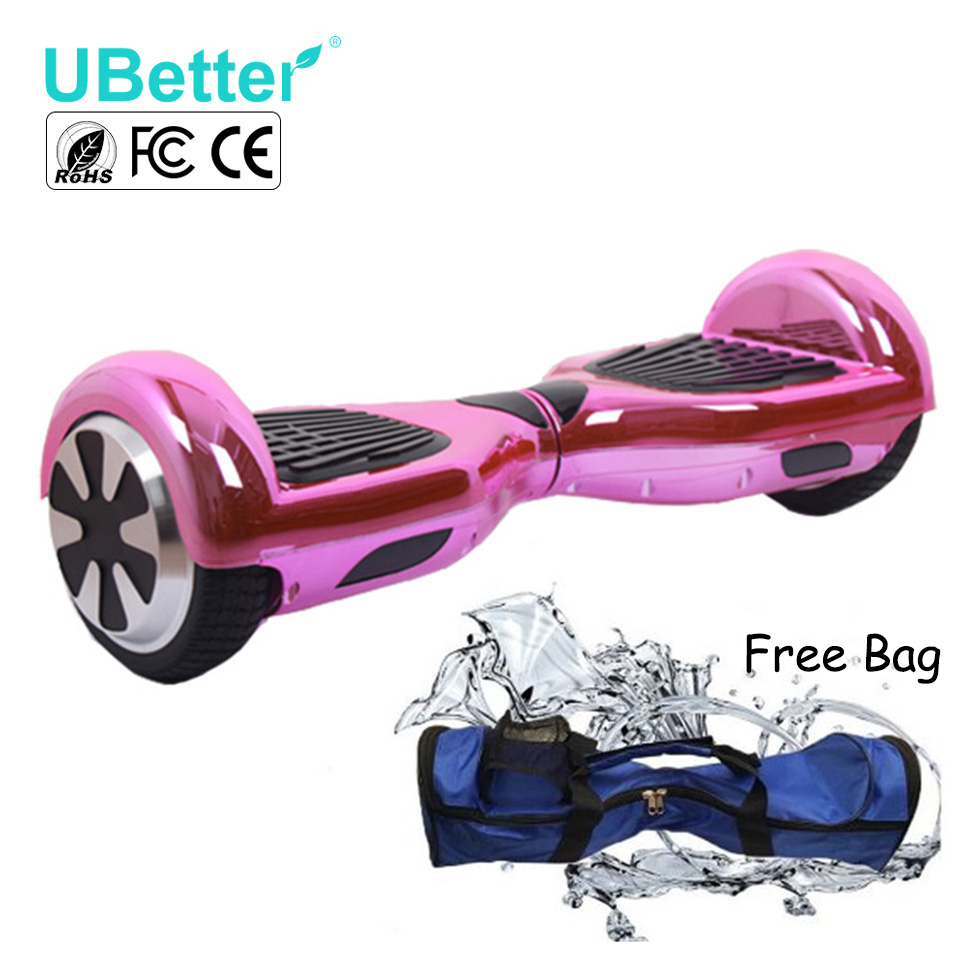 pink hoverboard electric scooter hoover board patinete electrico 6 5 39 39 ul battery self balance. Black Bedroom Furniture Sets. Home Design Ideas