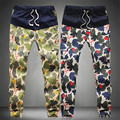 Hot Large Size M-3XL 4XL 5XL Mens Joggers Spring Army Casual Harem Pants Men Skinny Camouflage Pants Fashion Military Trousers