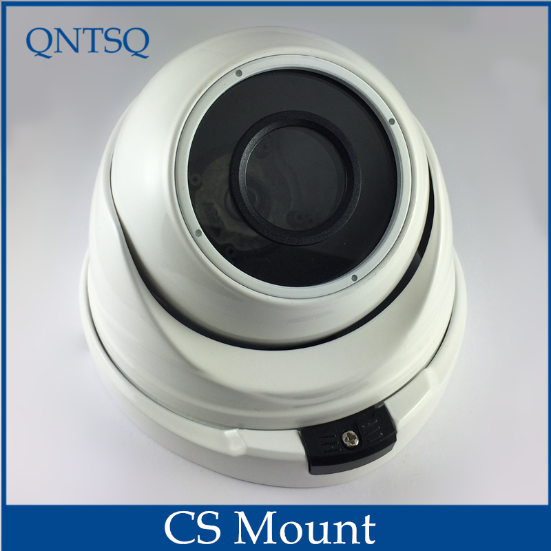 cctv camera Metal Housing Cover New big or small housing Small M12 mount wistino cctv camera metal housing outdoor use waterproof bullet casing for ip camera hot sale white color cover case