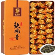 2PCS/lot 250g 2018 Yr Spring Tiekuanyin Oolong Tea Mellow Type Lan Xiang Premium Orchid Flavor Tieguanyin Tea Tie Guan Yin 500g