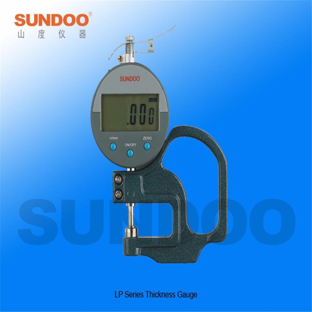 ФОТО Sundoo LP-D1030 Digital Percent Thickness Tester