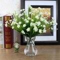 Искусственные цветы маленького лотоса, искусственные водные растения, пластиковые цветы, моющиеся, украшения для дома