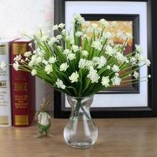 Pequeno lótus artificial flor falso plantas aquáticas flores de plástico lavável casa decoração vaso