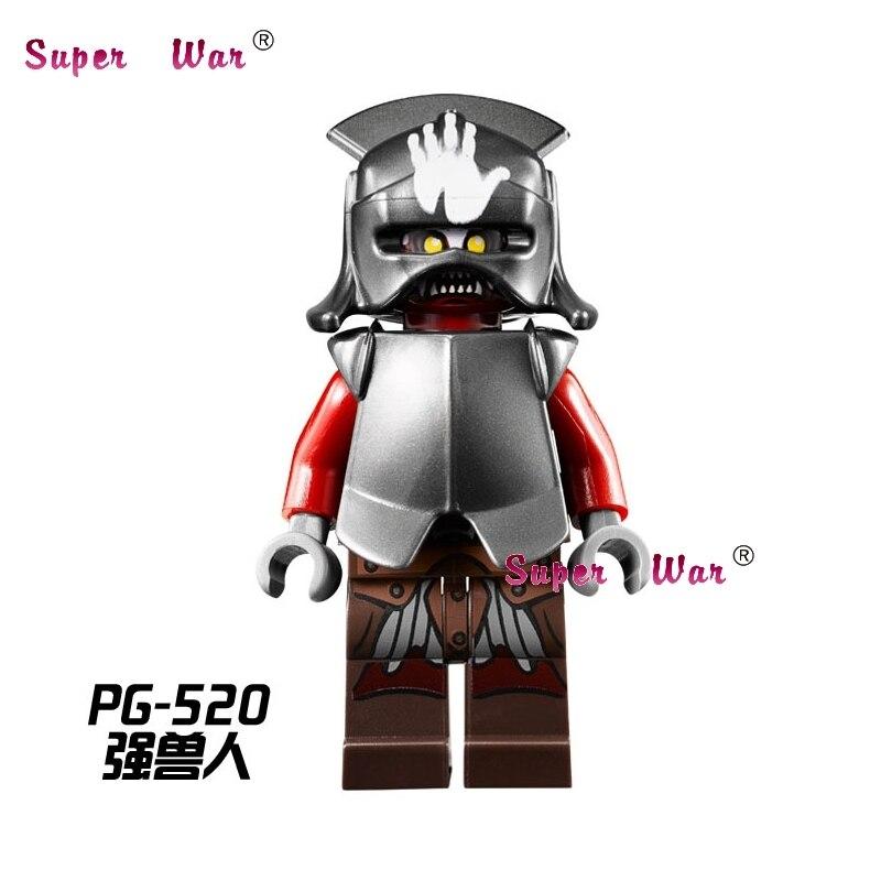 50 PG520 50pcs superhero building blocks action bricks friends for girl boy house games kids children