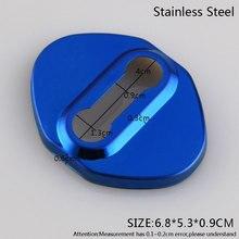 Stainless Steel Door Lock Cover Case For Honda 4pcs/lot