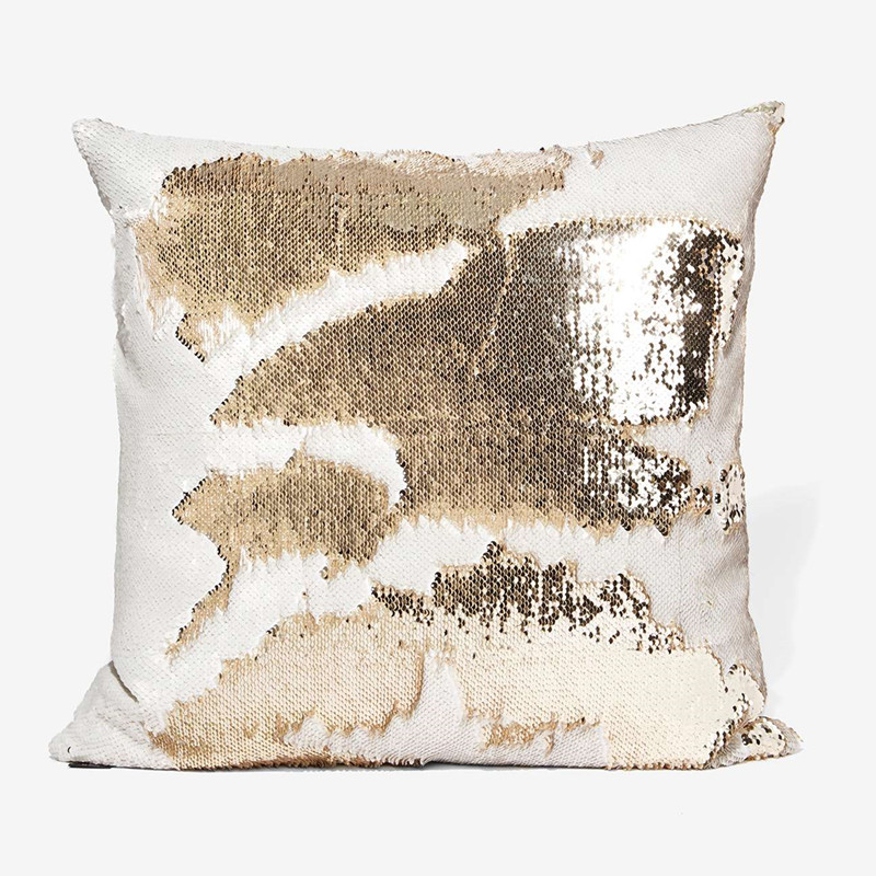 Aliexpress Com Buy 40 40 Sequin Mermaid Pillow Color