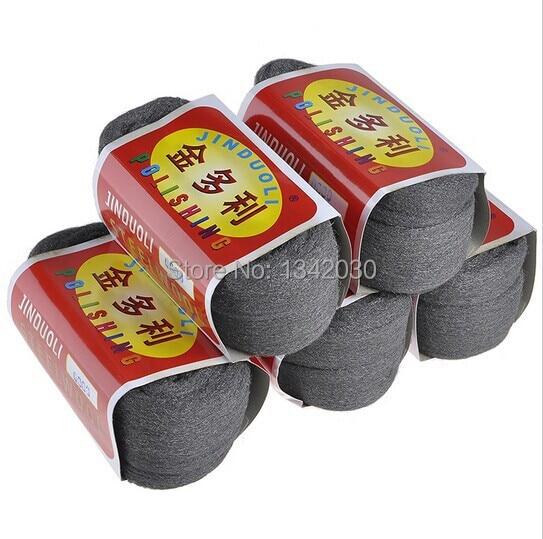 0000 Steel Wool For Sale: Free Shipping 5pcs/lot 0000# Metal Fibre Steel Wool