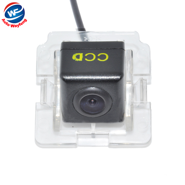 Factory selling Nightvision HD CCD Special Car Rear View Reverse backup Camera rearview reversing for Mitsubishi Outlander