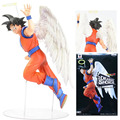 Dragon Ball Z Dramatic Showcase Angel Son Gokou Figure Angel Kakarotto Action Figures Garage Kit Toy