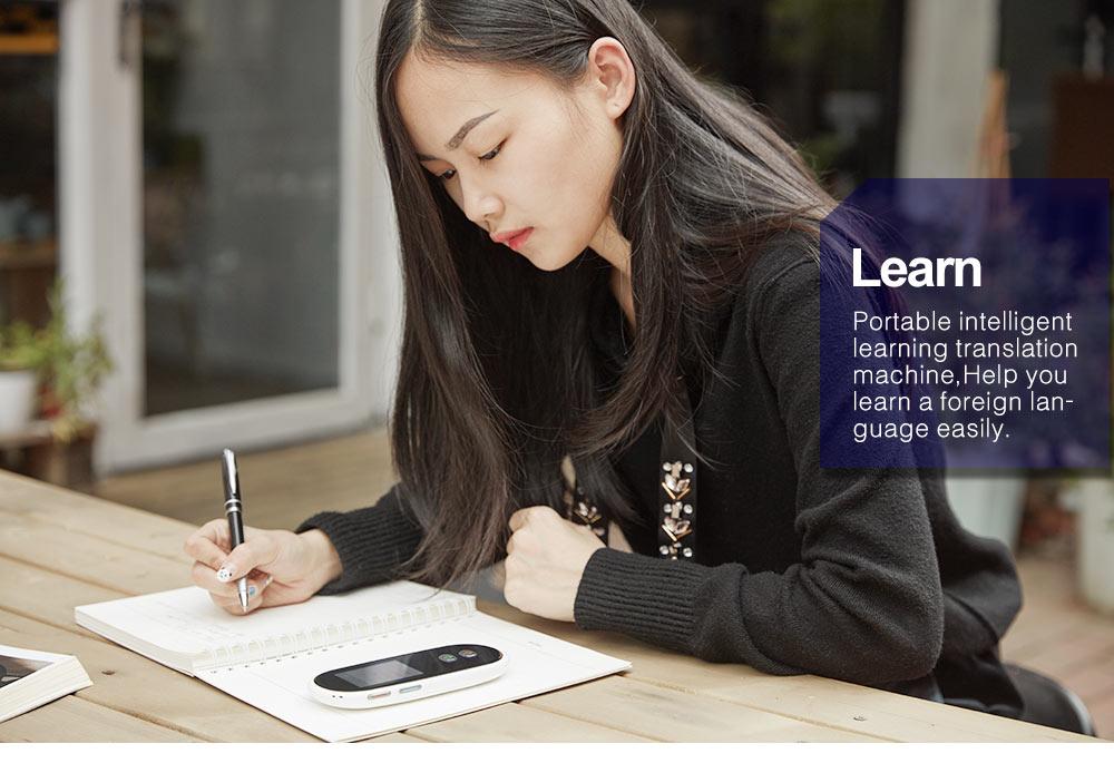 Portable Smart Voice Translator Real Time Multi-Language Translation For Learning Travelling Business multilingual interpreter (11)