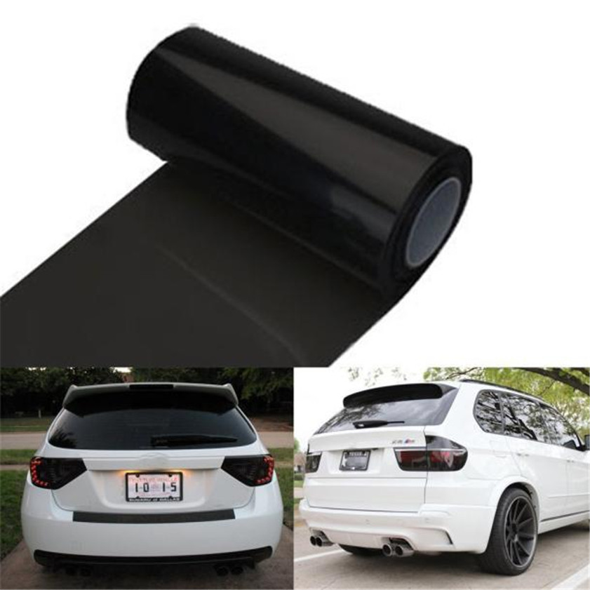 Smoke-Film Taillight Car Tinting Auto Car-Styling High-Quality Vinyl 12inch-X-48inch