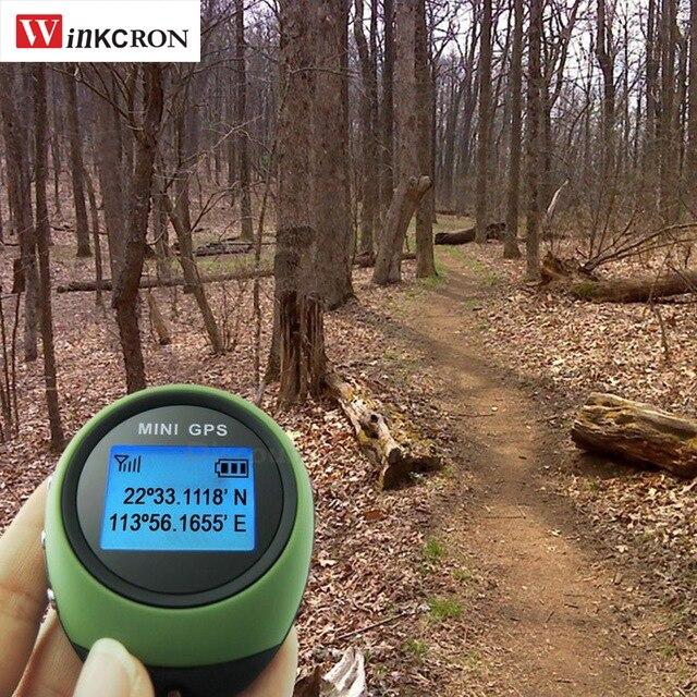Meilleur Quad bande Mini gps Sport voyage gps extérieur GPS Navigation PG03 Portable gps porte-clé Portable haute