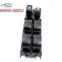 84040 60052 84040 60053 Window Master Switch For Toyota Land Cruiser 120 Prado GRJ120 TRJ120 8404060052 8404060053