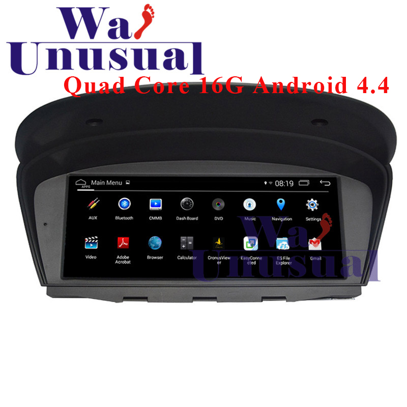 wanusual 8 8 inch android car multimedia player for bmw. Black Bedroom Furniture Sets. Home Design Ideas