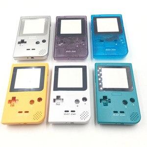 Image 1 - Пластиковый корпус Чехол запасная часть для Nintendo Gameboy Pocket GBP
