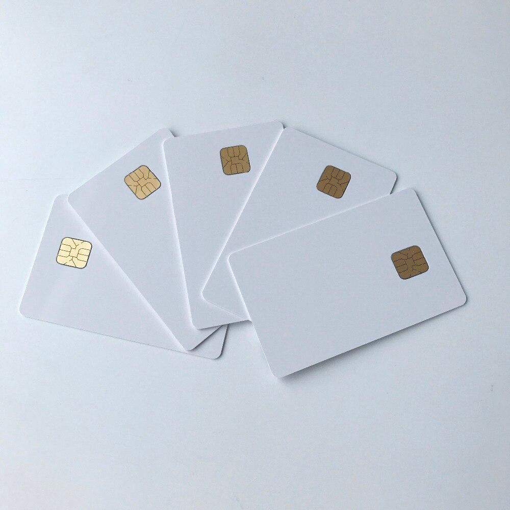20 pces contato da fabrica inteligente sle4428 chip ic cartao para cartao de visita biblioteca cartao