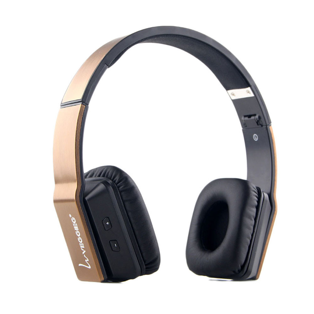 HL Foldable Stereo Wireless Bluetooth Headphone Headset With Mic For PC  Sept 7 E22 high quality csr8635 chipset stereo headphone with mic speaker headset foldable bluetooth 4 1 headphones