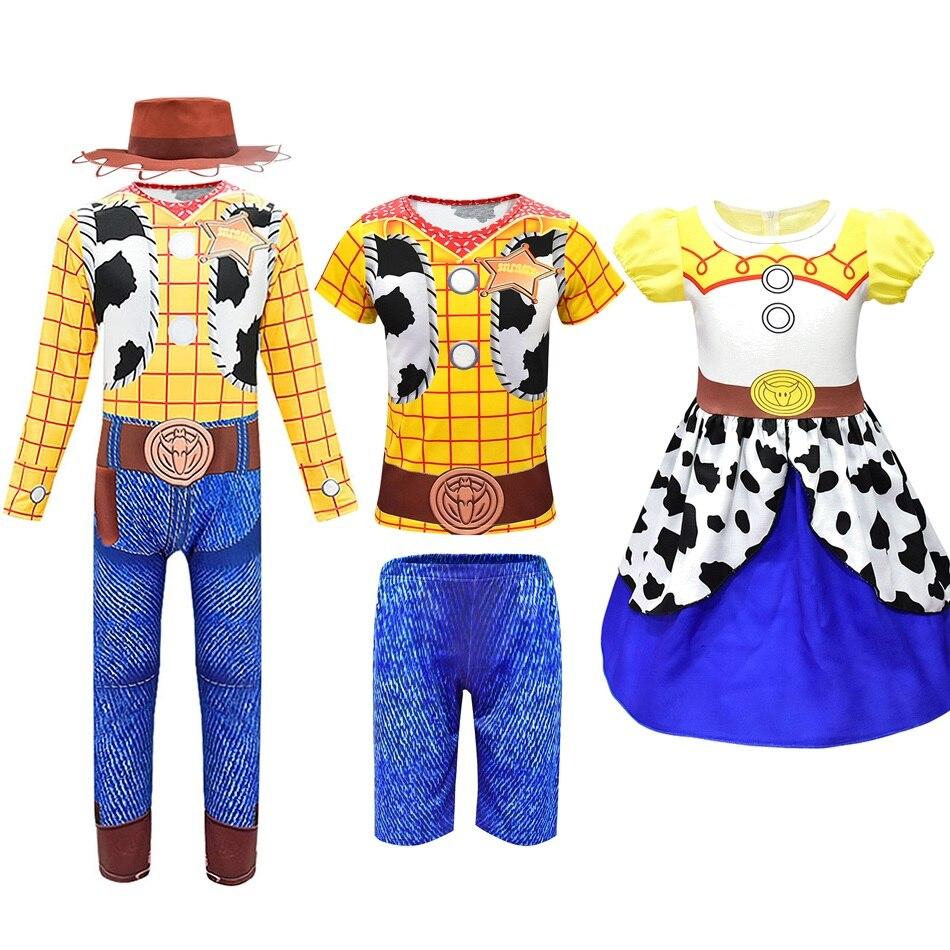 Sheriff Woody Kids Capri Leggings