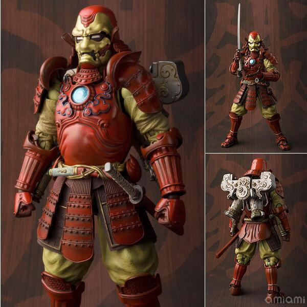 17cm Marvel Iron Man warrior joint Movable Movie Anime Figure PVC Collection Model Toy Action figure for friends gift 30cm big size marvel iron man movable avengers movie anime figure pvc collection model toy action figure for friends gift