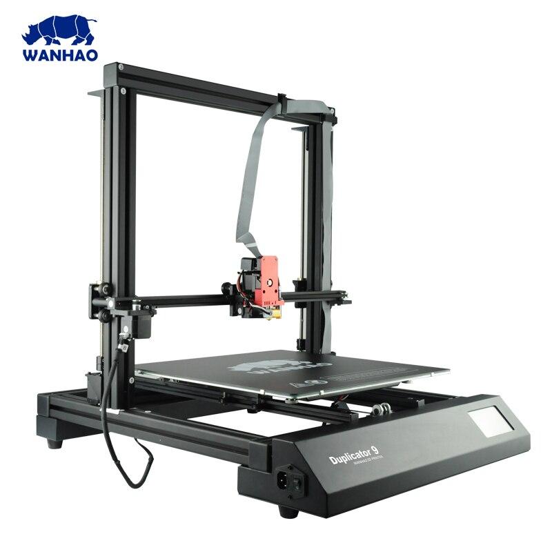 2019 nouvelle conception Wanhao FDM 3D imprimante duplicateur 9/400 avec kit de bricolage de nivellement automatique2019 nouvelle conception Wanhao FDM 3D imprimante duplicateur 9/400 avec kit de bricolage de nivellement automatique