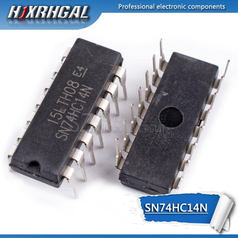 1 шт. SN74HC14N DIP14 SN74HC14 DIP 74HC14N 74HC14 7414