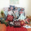 New Decorative Pillows Cojines Decorativos Almofada Cushions Home Decor Retro Bohemia Middle East Kilim Pillow Ethnic Handmade