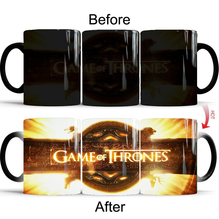 Color Changing Mug Game Of Thrones 20