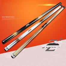 PREOAIDR 3142 Z2 Billiard Pool Cues Stick 13mm/11.5mm Tips 3 Colors Kit Cue Professional Maple Billar Black8 2019