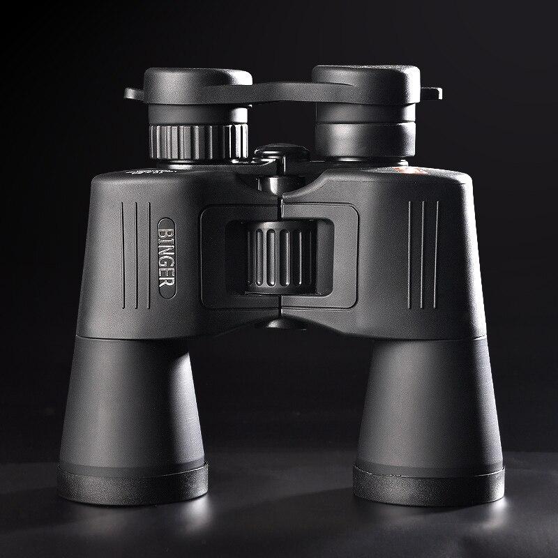 The variety 10x50 eyepiece to form binocular telescope optical Paul handheld HD