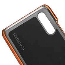 Pierre Cardin Genuine Leather Case for Huawei P20
