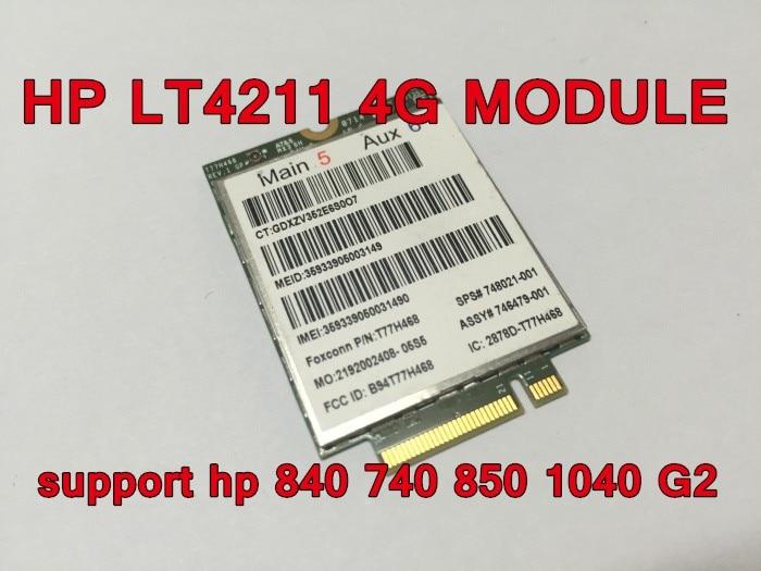 lt4211 Gobi 4G 748021-001 FOXCONN T77H468 100M 4G MODULE 100M ботики jj gobi