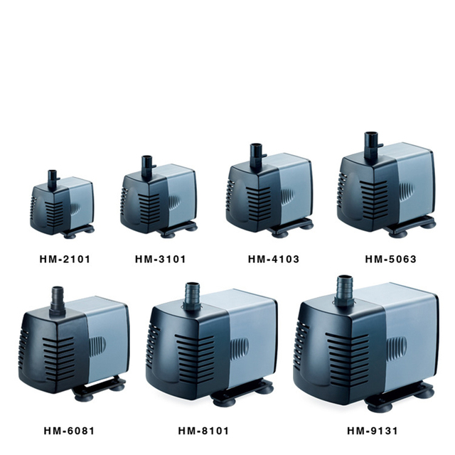 Aquarium hydroponics submersible water pump circulation for Water garden pumps and filters