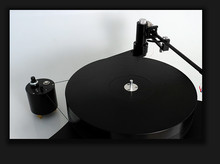TB25MKIII Magnetic Levitation Bearing Turntable With MB51 High Precision Brushless Motor Turntable Vinyl Record Player