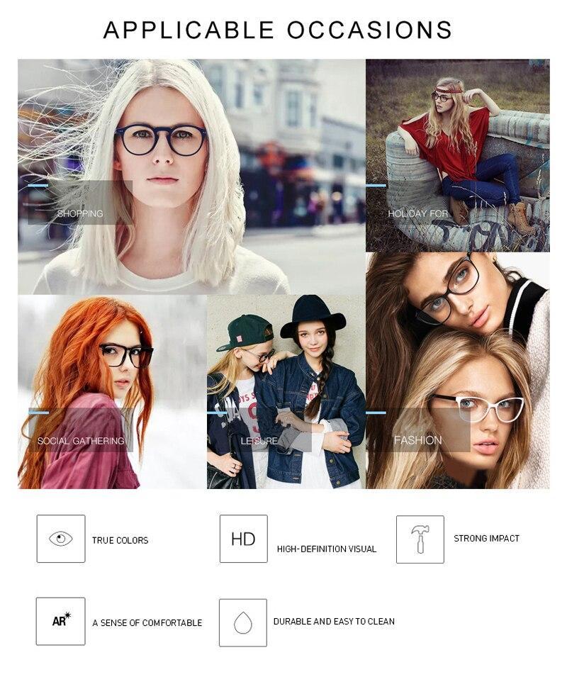 3382e55ac2df Peekaboo rhinestone glasses frame women optical sexy cat eye glasses ...