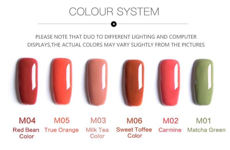 New arrival Pure gel polish  (4)