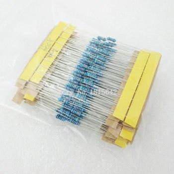 1 Pack 300Pcs 10 -1M Ohm 1/4w Resistance 1% Metal Film Resistor Resistance Assortment Kit Set 30 Kinds Each 10PCS 5